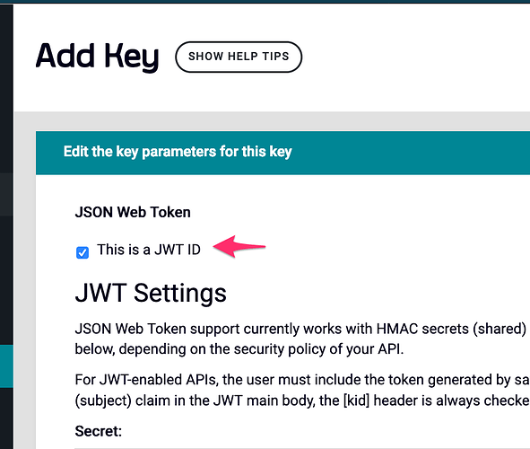 JWT and policies - Product Feedback - Tyk Community Forum